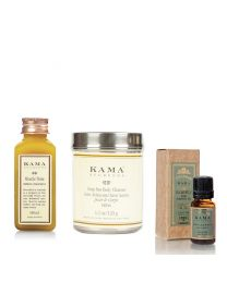 Ama (toxin) cleansing regime