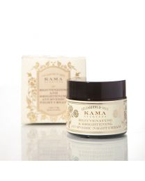 REJUVENATING & BRIGHTENING AYURVEDIC NIGHT CREAM