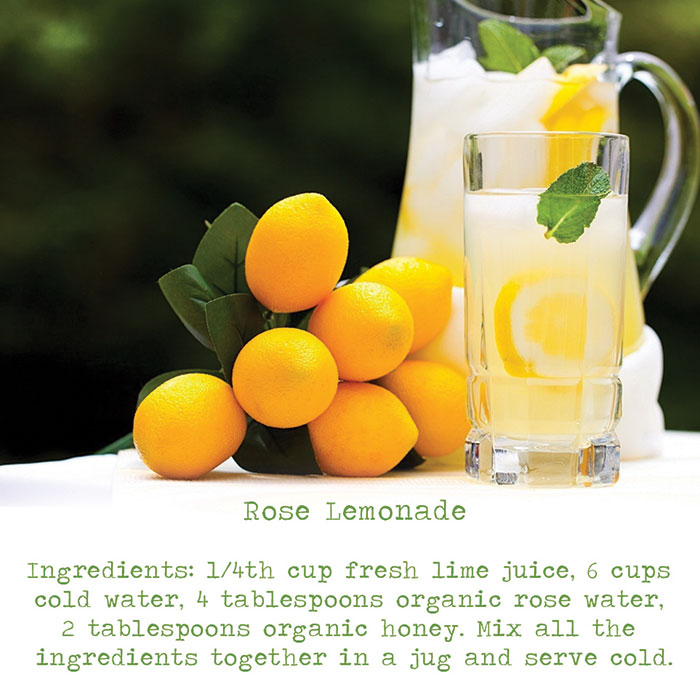 Ayurvedic treatment: lemonade