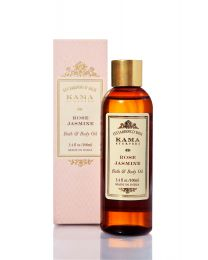 ROSE JASMINE AROMATIC NATURAL BATH & BODY OIL